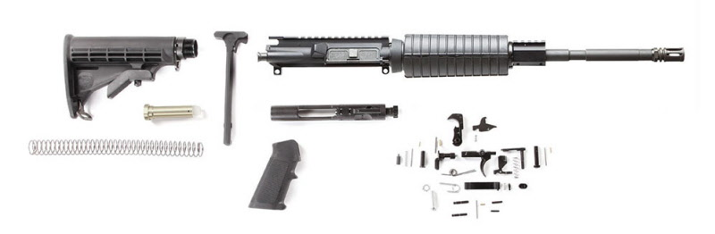 Mil-Spec M-4 Rifle Kit