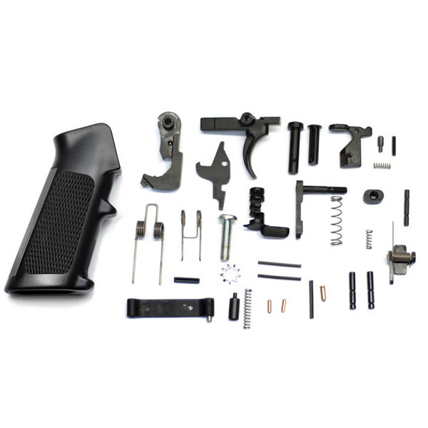 M-16 Lower Parts Kit Full Auto